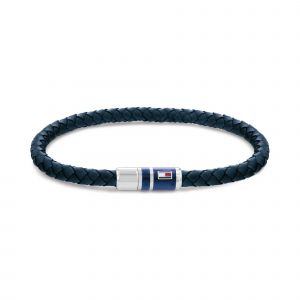 Tommy Hilfiger Braided Leather férfi karkötő THJ2790294